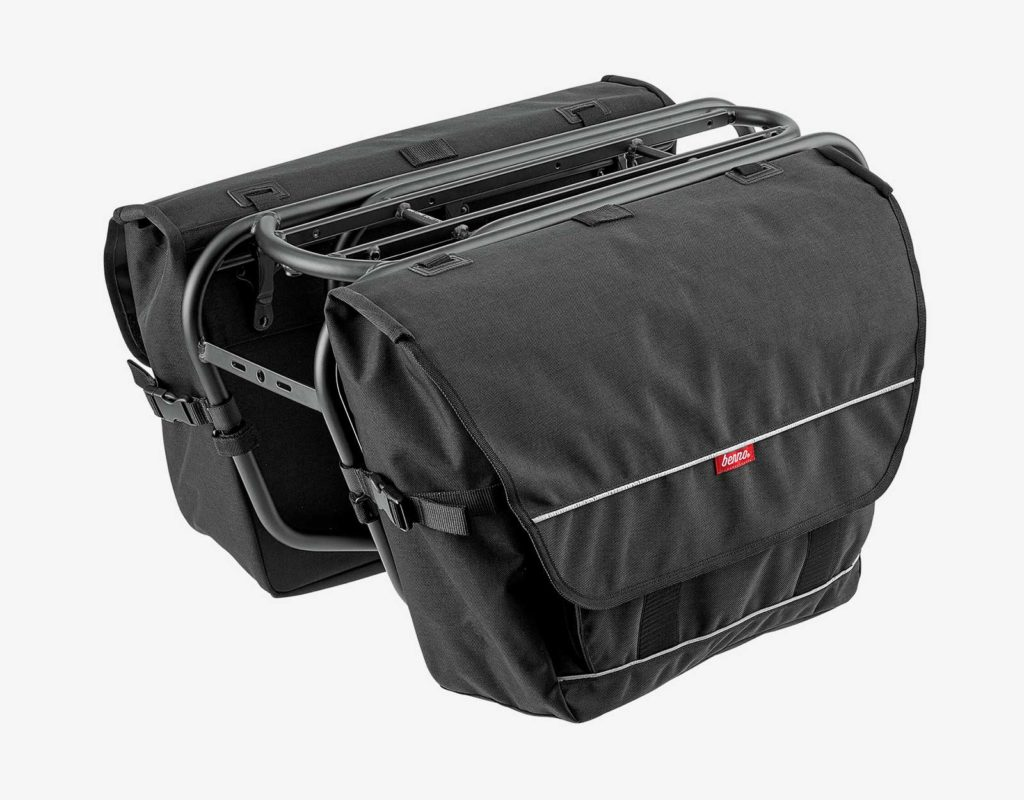 Benno Utility Pannier Bags - Propel Electric Bikes