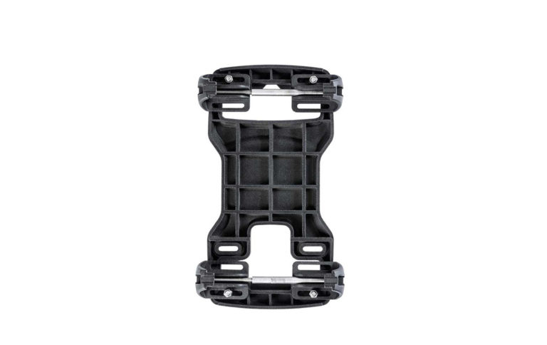 Basil MIK Carrier Plate in Black - Propel Electric Bikes