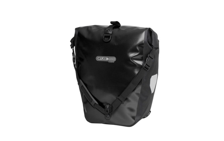 Ortlieb Backroller Bag Black for sale - Propel Electric Bikes