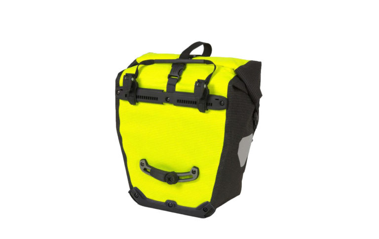 Ortlieb Backroller High Vis Bag Yellow - Propel eBikes