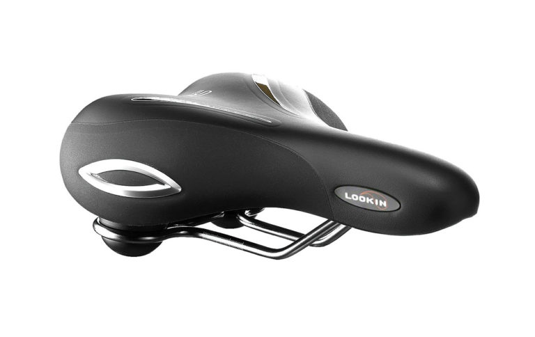 Selle Royal Lookin Relaxed Saddle Unisex Black for sale - Propel eBikes