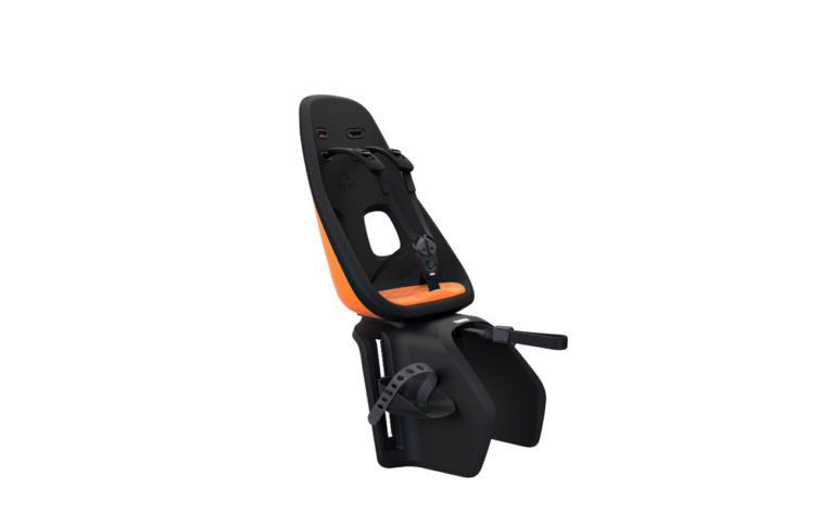 Thule Yepp Nexxt Maxi Orange for sale - Propel Electric Bikes