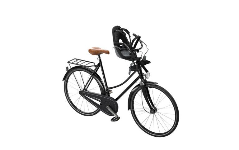 Thule Yepp Nexxt Mini Black - Propel Electric Bikes