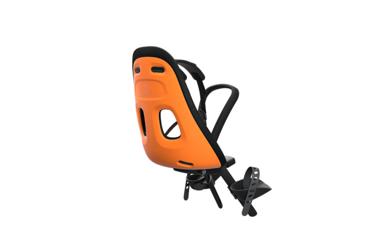 Thule Yepp Nexxt Mini Orange - Propel eBikes