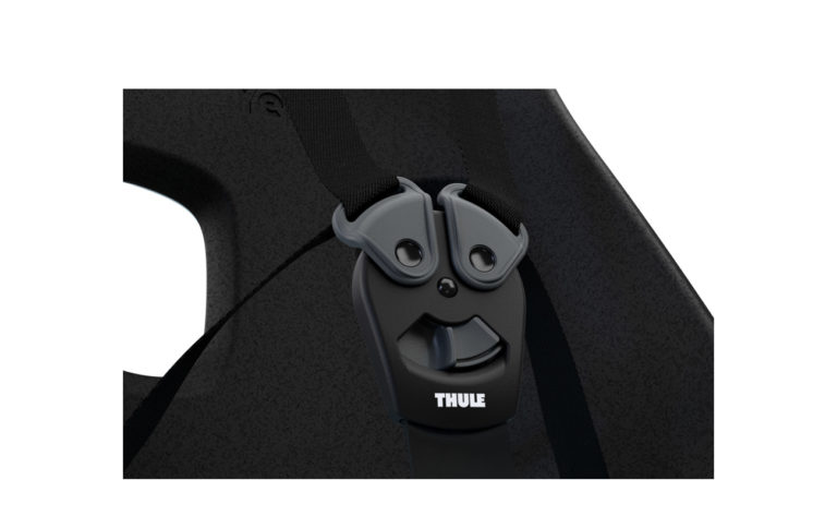 Thule Yepp Nexxt Mini Orange Lock System - Propel E-Bikes
