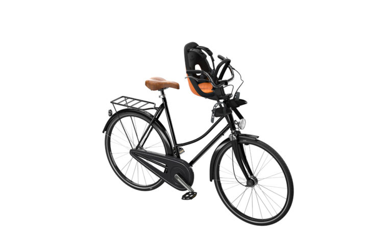 Thule Yepp Nexxt Mini Orange - Propel Electric Bikes