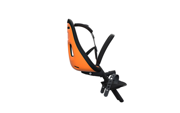 Thule Yepp Nexxt Mini Orange - Propel E-Bikes