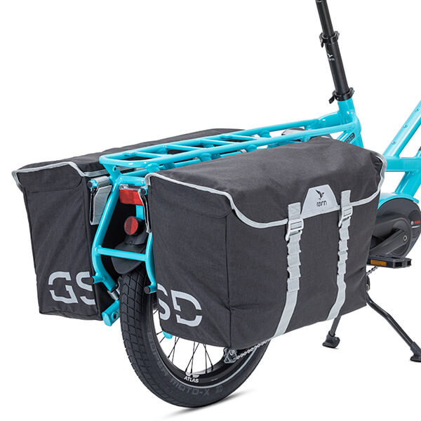 Tern Bicycle GSD G1 Cargo Hold - Propel Electric Bikes