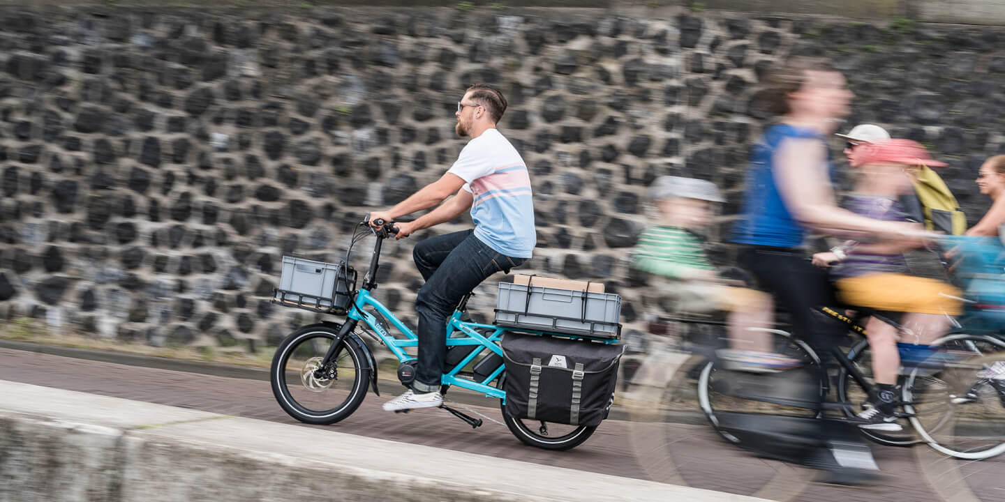 Tern Bicycle GSD G1 Carrymore - Propel Electric Bikes
