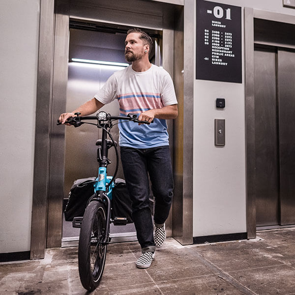 Tern Bicycle GSD G1 Elevator - Propel Electric Bikes