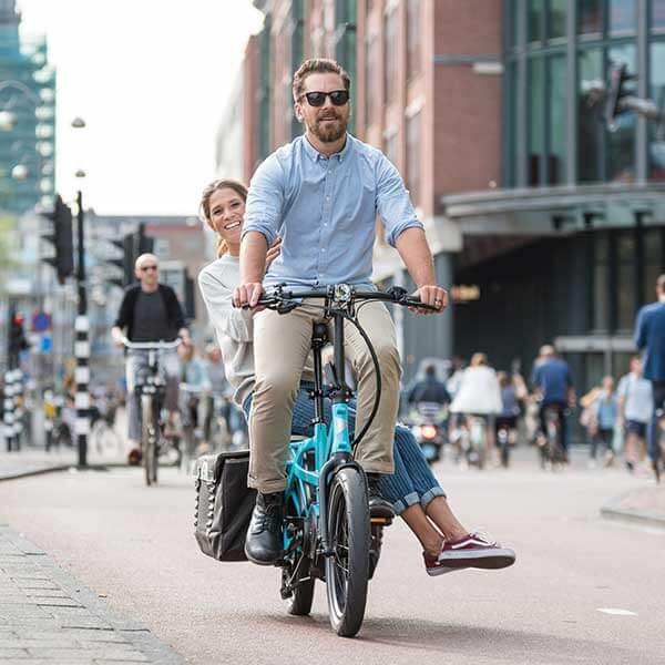 Tern Bicycle GSD G1 Friends Benefits - Propel Electric Bikes