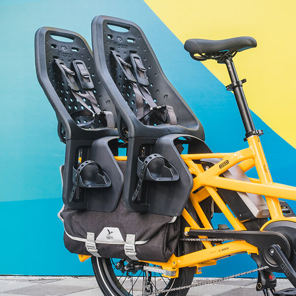 Tern Bicycle GSD G1 Yepp Child Seats - Propel Electric Bikes