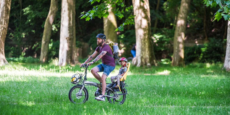 Tern Vektron Kiddie - Propel Electric Bikes