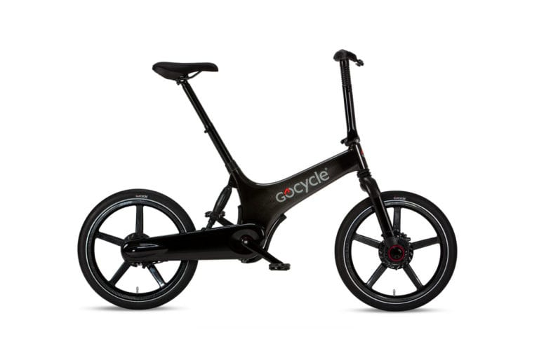 Buy Gocycle G3C Black Folding E-bike - Propel E-Bikes