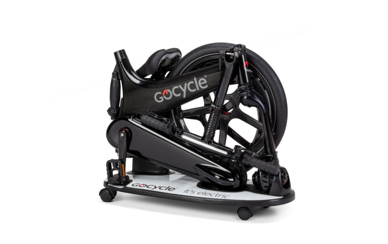 Buy Gocycle G3C Black - Propel eBikes