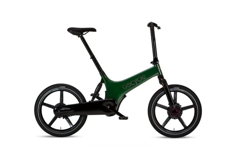 Gocycle G3C Green Folding E-bike for sale - Propel eBikes