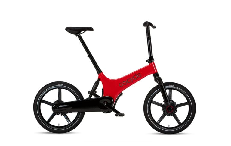 Gocycle G3C Red for sale - Propel Electric Bikes