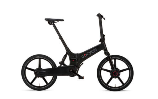 Gocycle GX Black Matte - Propel Electric Bikes