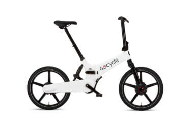 Buy Gocycle GXi White - Propel eBikes