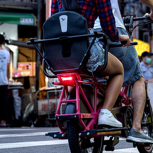 Tern GSD G2 Brake Light - Propel Electric Bikes