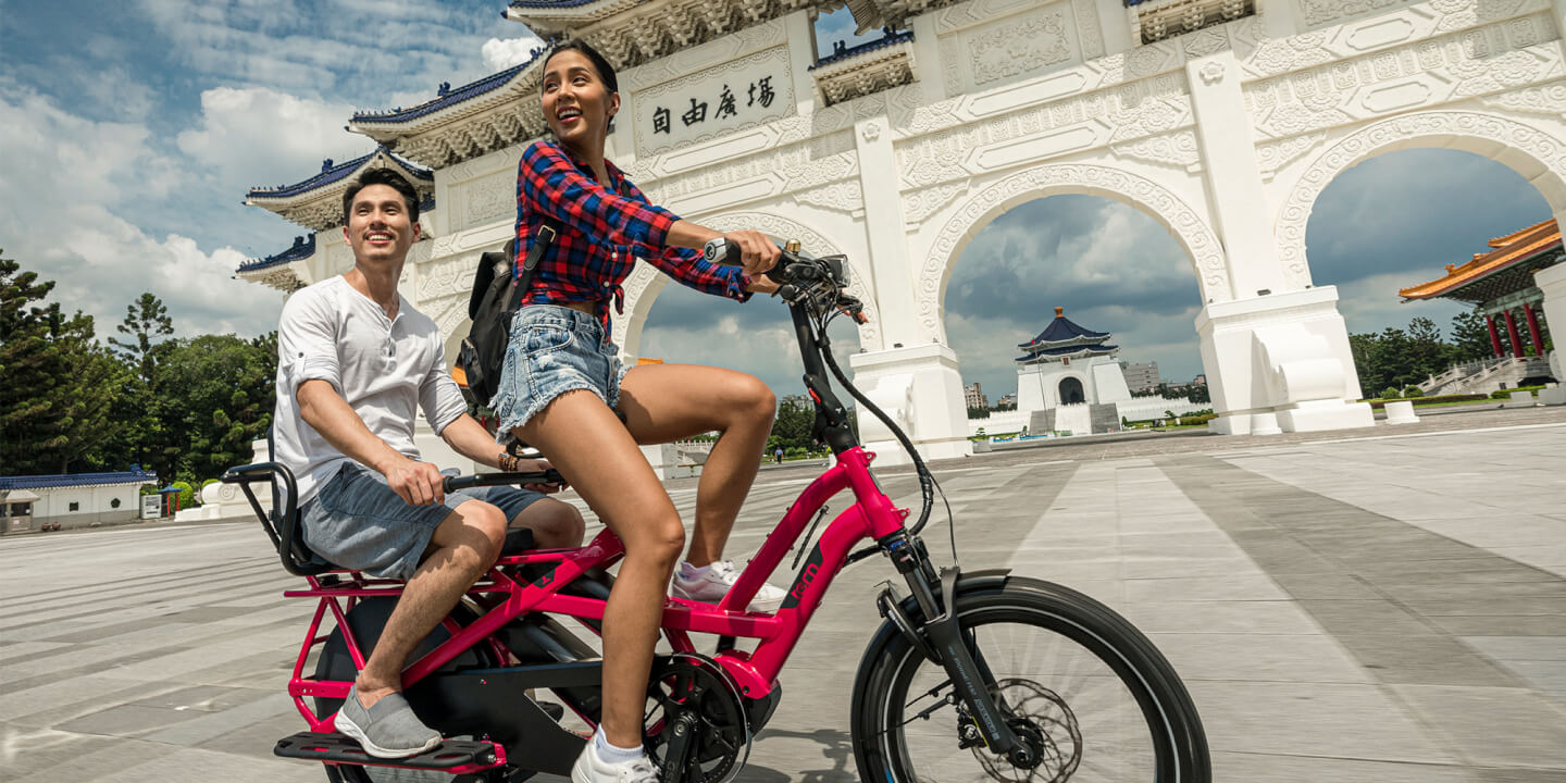Tern GSD G2 Easy to Manage - Propel Electric Bikes