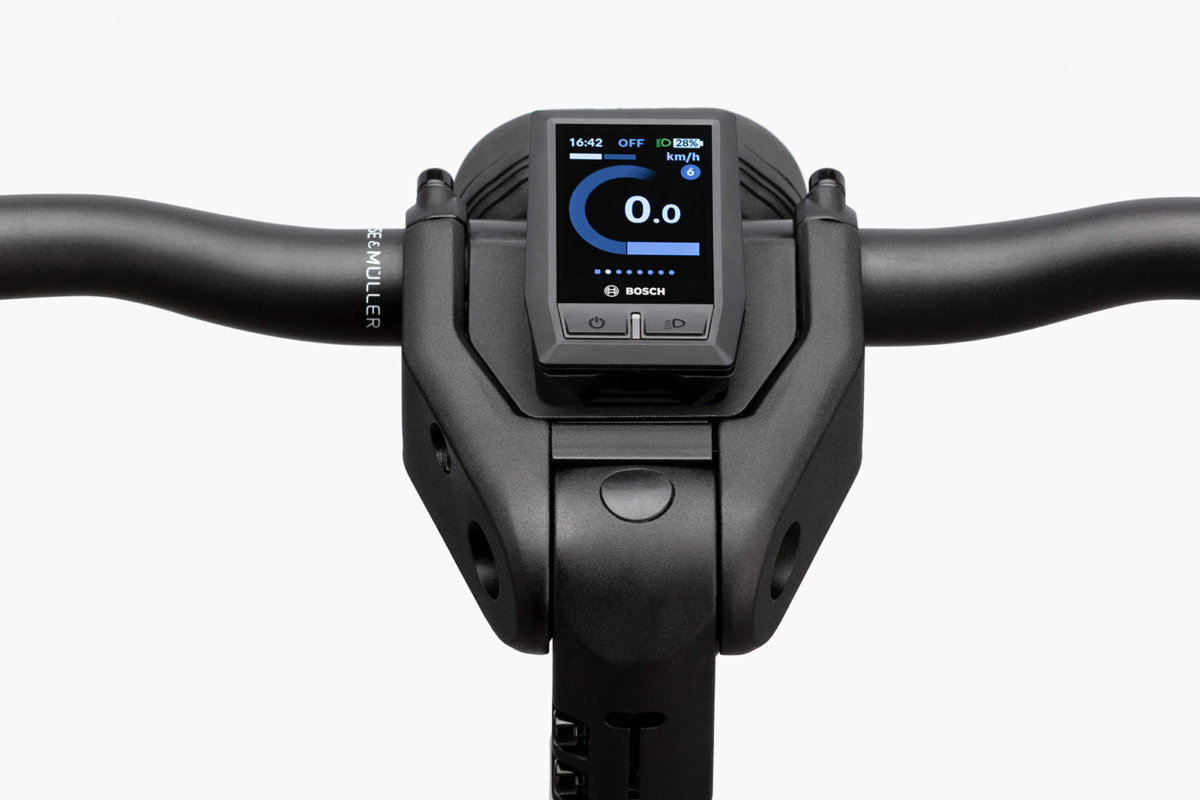 Riese & Muller Charger3 Integrated Cockpit - Propel Electric Bikes