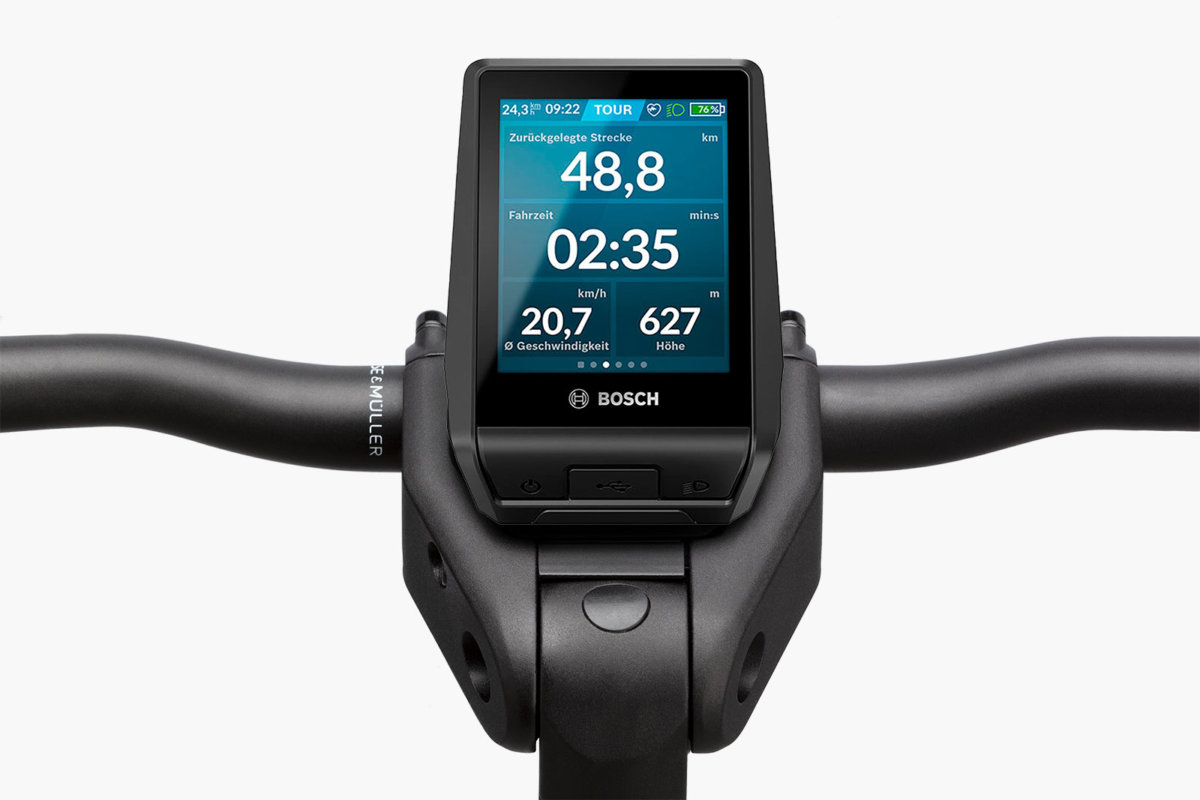 Riese&Muller Multicharger Integrated Cockpit - Propel Electric Bikes