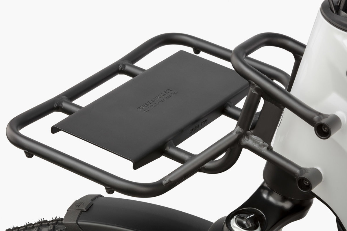 Riese & Muller Multicharger Mixte Flexible Load Transport - Propel E-Bikes