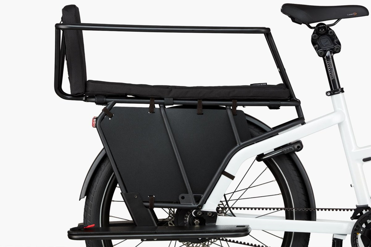 Riese&Muller Multicharger Mixte Transporting People - Propel E-Bikes