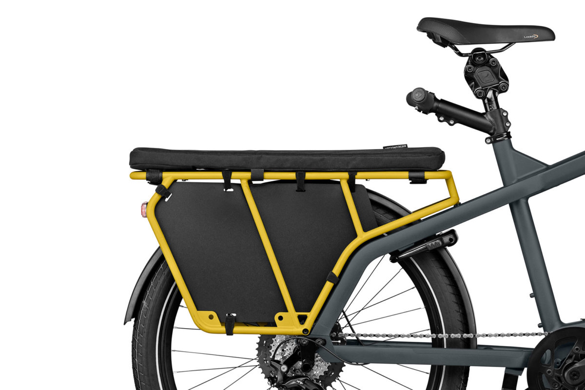 Riese & Muller Multicharger Transporting People - Propel Electric Bikes