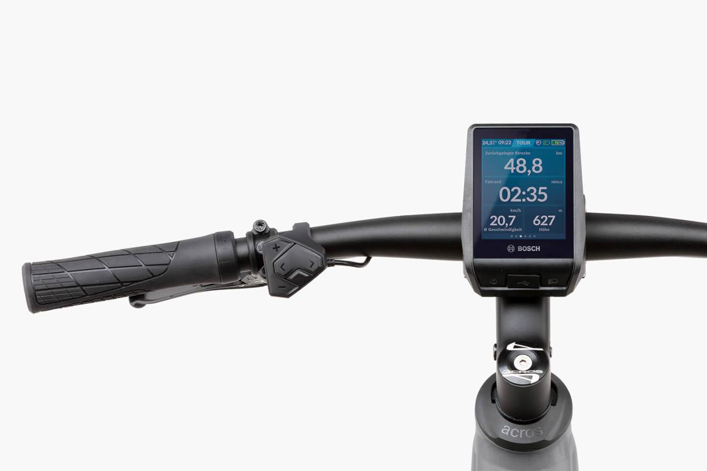 Riese&Muller Roadster Smart Display Nyon - Propel Electric Bikes