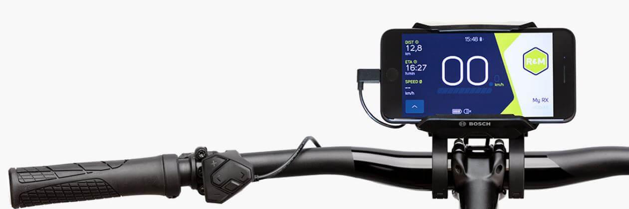 Smart Phone Hub Display - Propel Electric Bikes