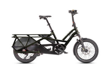 Tern GSD S10 Satin Black - Propel Electric Bikes
