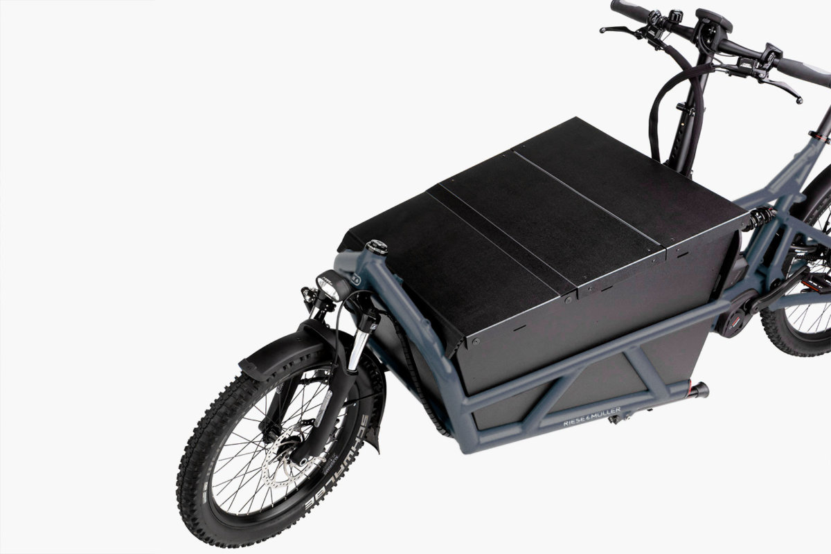 Riese & Muller Load 60 Flexible Load Transport - Propel Electric Bikes